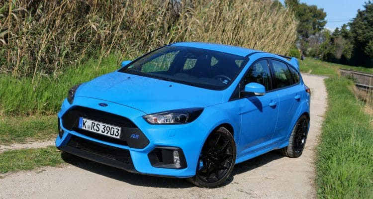 essai Ford Focus RS 3