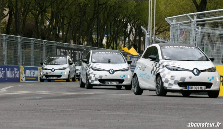hot lap Renault Zoe Formule E Paris 2016-3