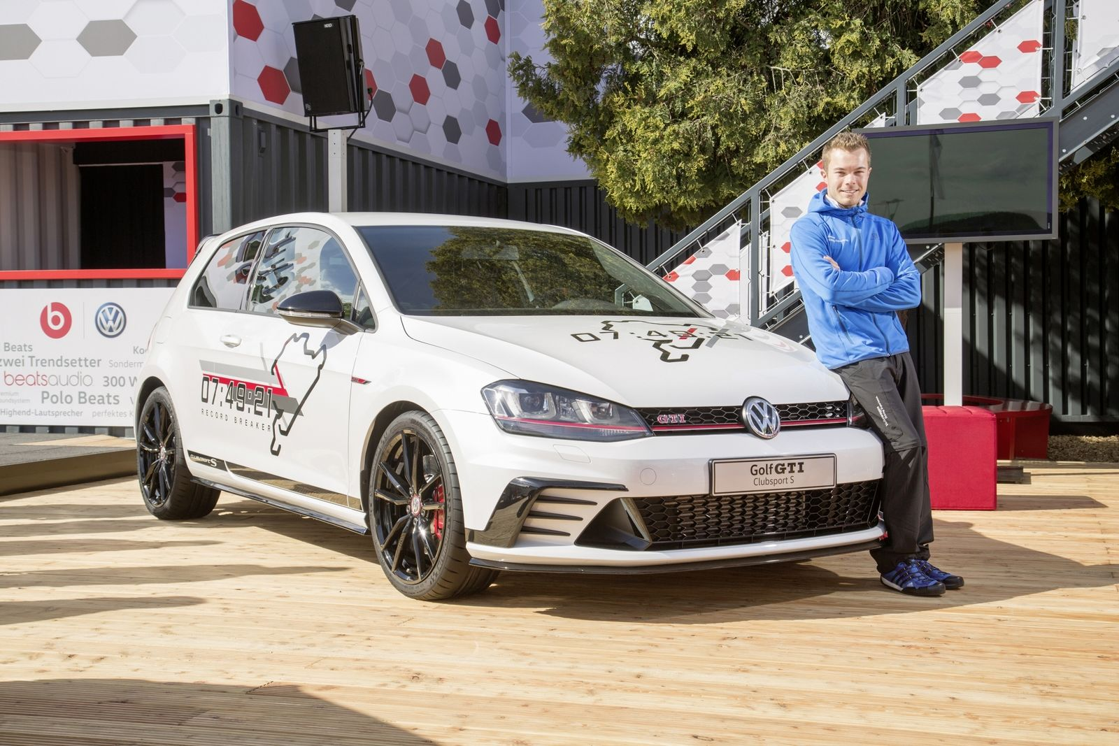 Volkswagen Golf GTI Clubsport S : un record contestable ?