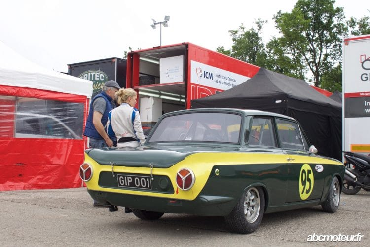 Ford Lotus Cortina Grand Prix Age Or 2016 Dijon-Prenois-23