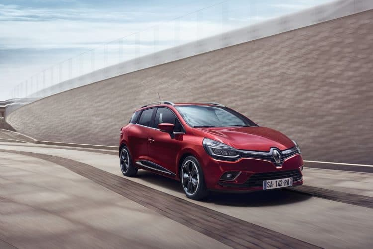 Renault Clio restylage 2016 - 2