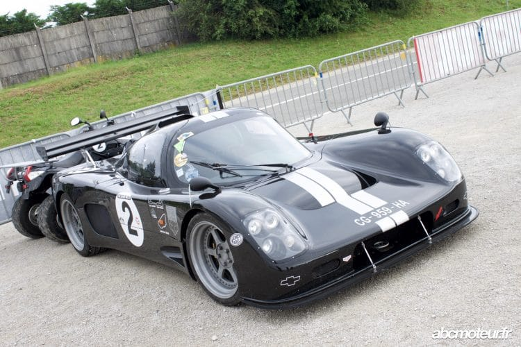 Ultima GTR Grand Prix Age Or 2016 Dijon-Prenois-2