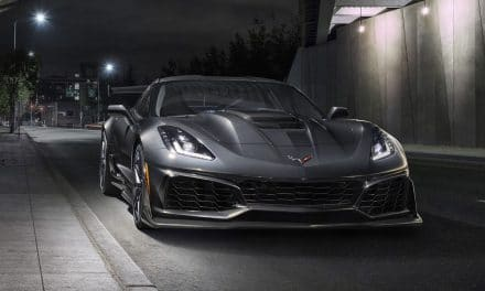 Chevrolet Corvette ZR1 : plus de 750 ch !