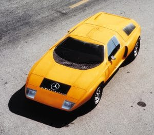 Mercedes-Benz C 111 Type I