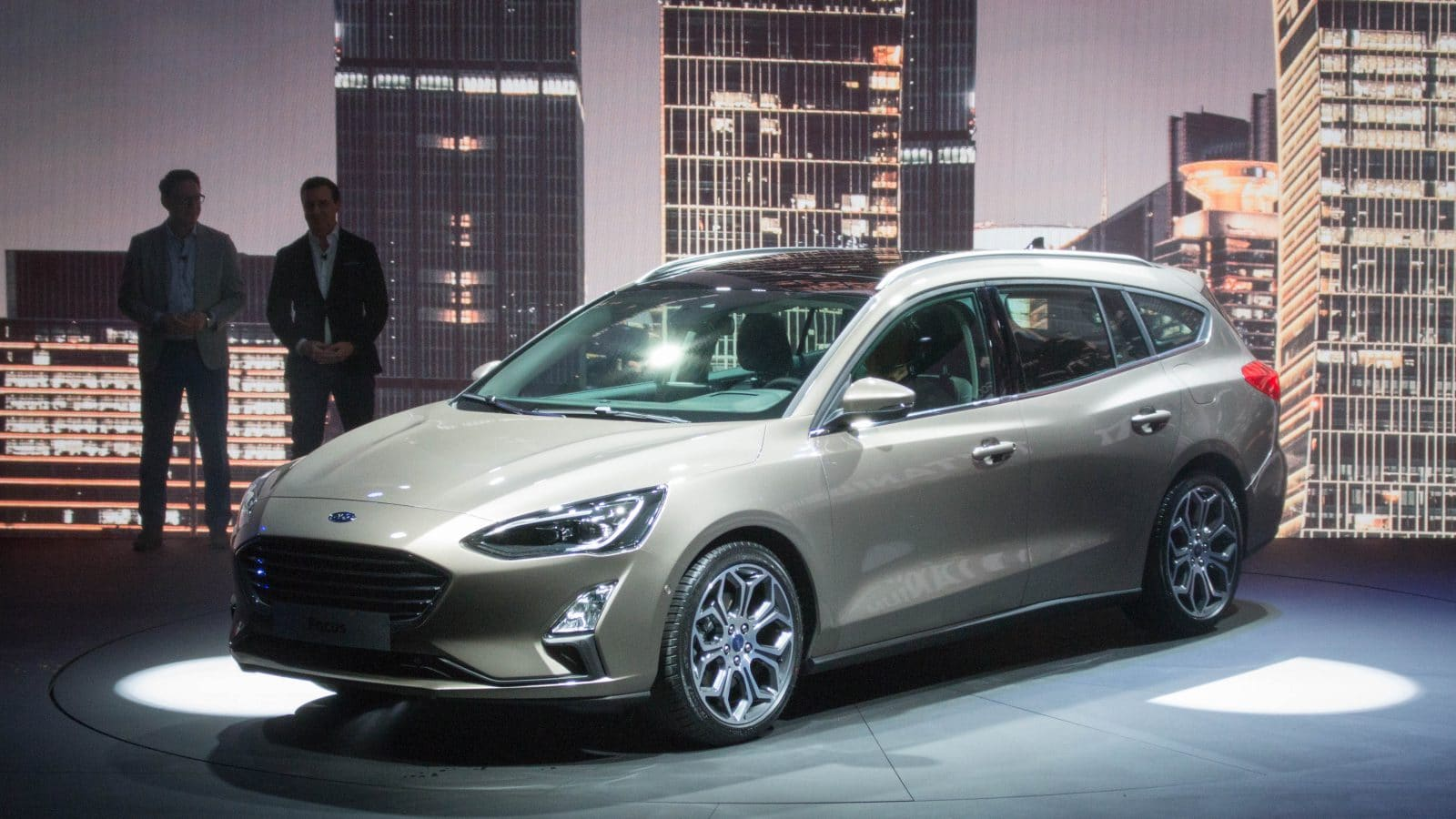 Nouvelle Ford Focus Break Titanium