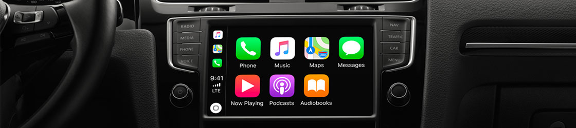 Choisir un autoradio compatible à Carplay