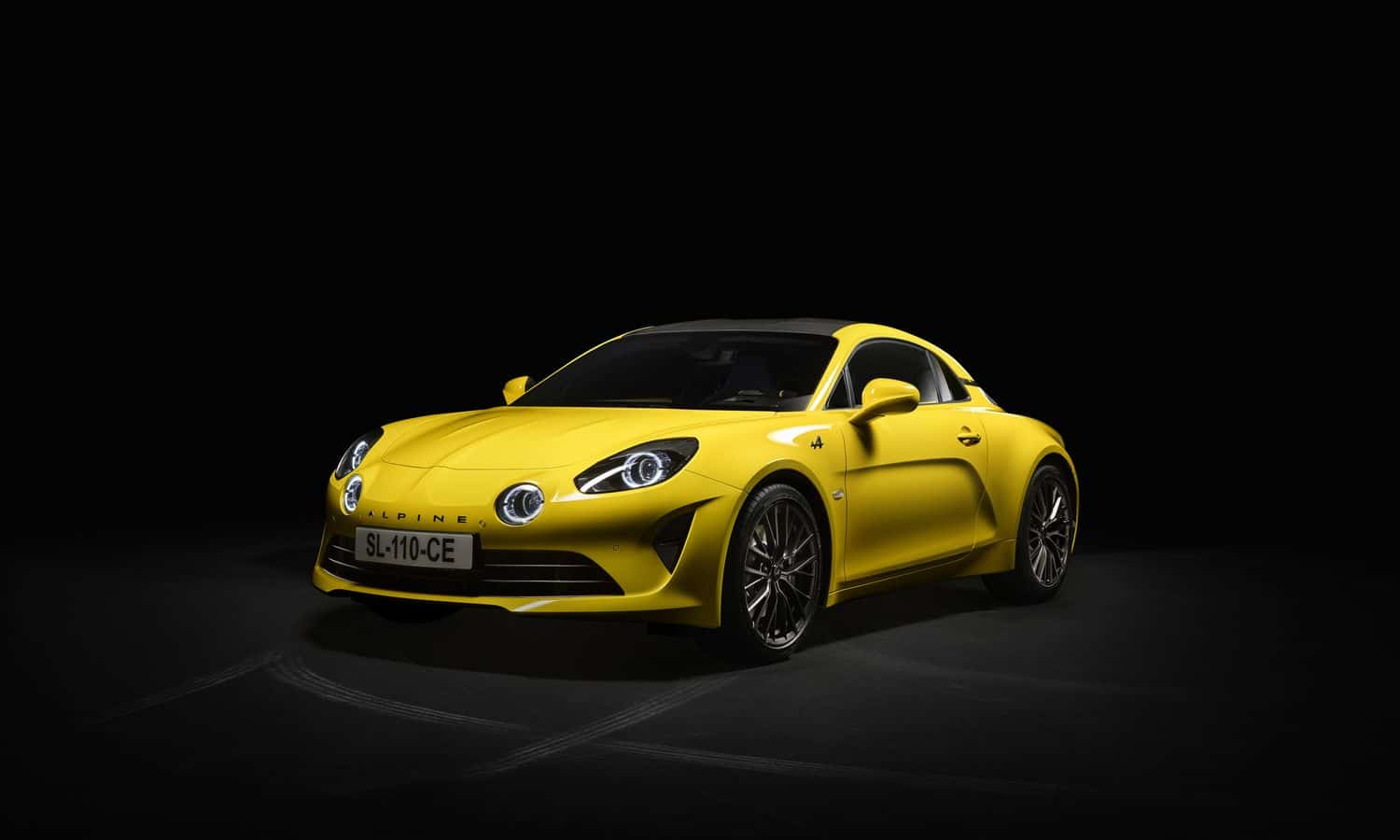 Alpine A110 Color Edition - Avant