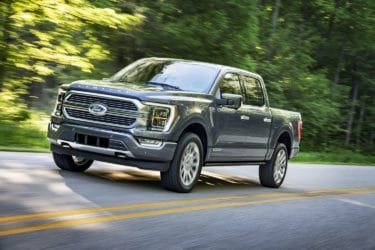 Ford F-150 2020 - 3/4 avant